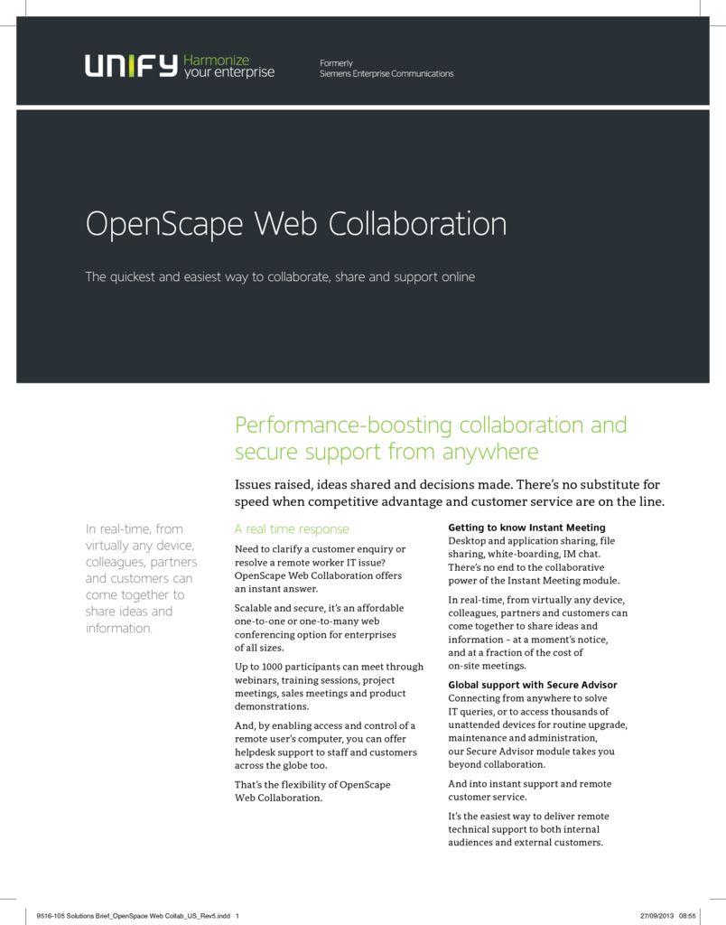 thumbnail of OpenScape_Web_Collaboration_Portfolio_Brochure