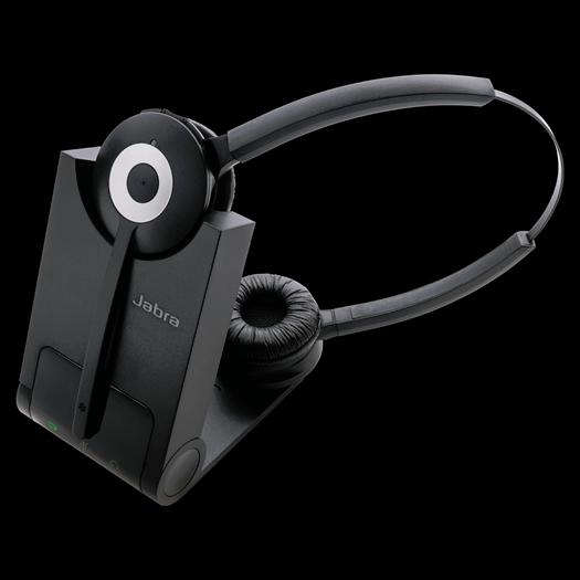 Jabra Pro 920 Ehs Wireless Bundle For Yealink Phones: Jabra Pro 920 Wireless Headset